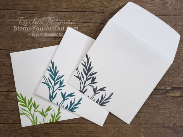 "Click here to see how to use just the basics (inks, stamps and paper) to create some ""fabulous random acts of kindness"" (RAK) mini cards. These feature the Sending Sunshine Stamp Set, the upcoming Brushed Metallic Cardstock, and Shimmery White Cardstock. You'll be able to access measurements, a how-to video with tips and tricks, other close-up photos, and links to all the products I used. - Stampin' Up!® - Stamp Your Art Out! www.stampyourartout.com"