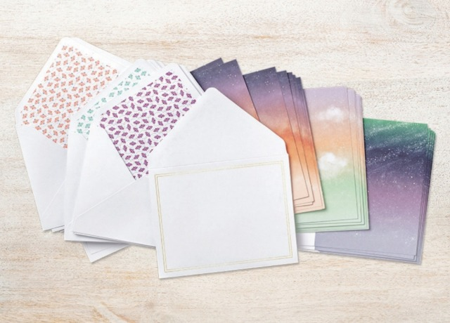 Summer Nights Add-On Cards & Envelope pack! Stampin' Up!® - Stamp Your Art Out! www.stampyourartout.com