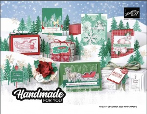 The New 2020 Aug-Dec Mini Catalog!! - Stampin' Up!® - Stamp Your Art Out! www.stampyourartout.com