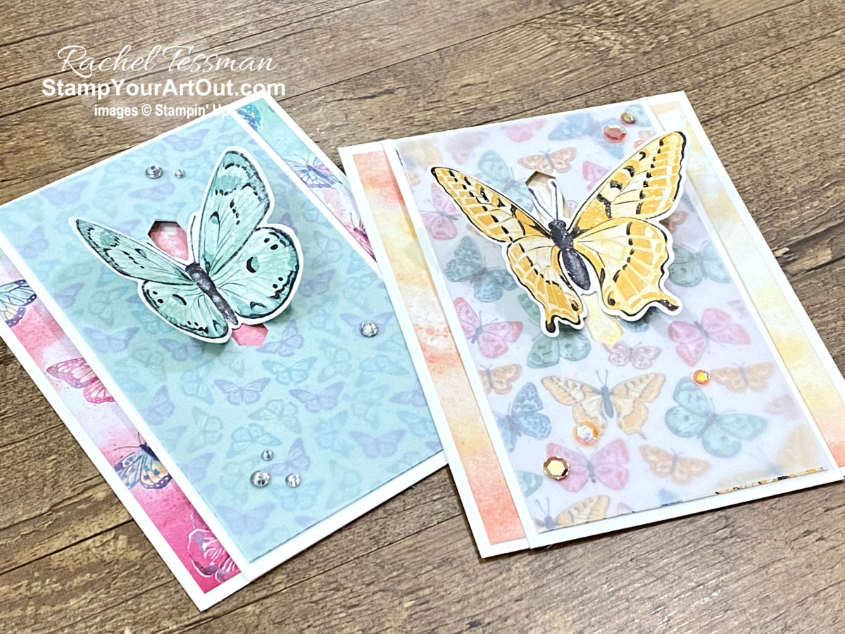 MOTTLED BUTTERFLY Personalized Note Cards Butterfly Teacher Name Teacher Bridesmaid Gift